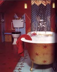 8 best the red bathroom images on pinterest bathroom bathroom