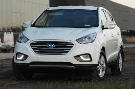 hyundai suvs 2014 2015 hyundai tucson fuel cell hydrogen crossover drive