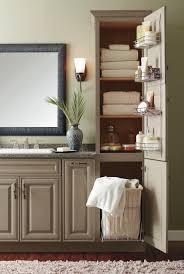 creative ideas for bathroom chic bathroom storage closet creative bathroom storage ideas hgtv