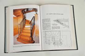 limon d escalier en bois architecture et construction des escaliers en bois editions vial