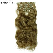 Best Clip In Hair Extensions For Thick Hair by Online Get Cheap Thick Hair Extensions Aliexpress Com Alibaba Group
