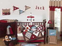Sports Themed Crib Bedding All Sports Baby Bedding 9 Pc Crib Set Only 189 99