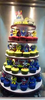transformers rescue bots 1 edible cake or cupcake topper edible rescue bots cake my decorated cakes