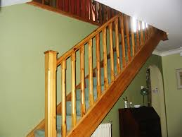 Mahogany Banister Staircases And Banisters R E Newton