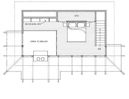 modern style house plan 1 beds 1 baths 727 sq ft plan 479 12