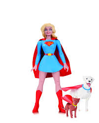 supergirl halloween costumes dc designer series darwyn cooke supergirl action figure lil monsters