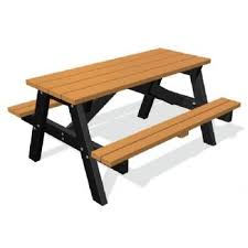 recycled plastic picnic tables a frame recycled plastic picnic table 20 off when you buy 3 the