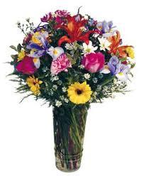 Lafayette Florist Lafayette Florist Gift Shop U0026 Garden Ctr Glass Vase Arrangement