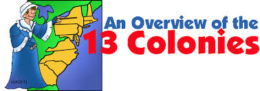 life in the 13 colonies for kids overviews