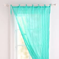 Sheer Teal Curtains Twisted Sheer Lavender Bedrooms And Room