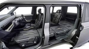 toyota tj cruiser concept isn u0027t the u201ctoolbox u201d of u201cjoy u201d it wants to