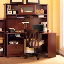 Desk Hutch Ideas Small Office Desk Hutch Black Wooden Computer Table Keyboard