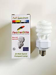 is full spectrum lighting safe amazon com bird full spectrum light bulbs for parrots plants