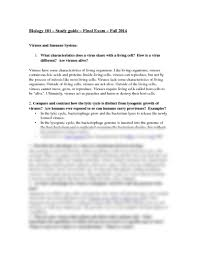 biology 101 final study guide fall 2014 docx biology 101 with