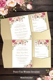 diy pocket invitations pocket invitation template diy printable wedding wedding