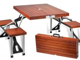 Folding Wooden Garden Table Beautiful Folding Patio Sets 4 Brilliant Folding Garden Table And