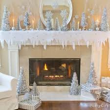 Party City Christmas Window Decorations by Winter Snowflakes Window Idea Party City