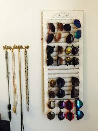 Gg Collection Utensil Holder Diy Sunglasses Holder Made From Window Shutter Home Decor