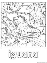 letter i coloring pages animal alphabet coloring pages letters g l 1 1 1 u003d1