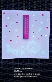 thermomètre mural chambre bébé thermomètre chambre enfant thermomètre bébé personnalisable