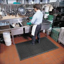 Commercial Kitchen Mat Tek Tough Jr Anti Fatigue Kitchen Floor Mat 1 2
