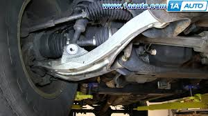 ford explorer front end parts how to install replace front axle actuator 2004 2013 ford f150