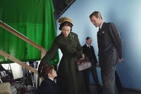 filming the crown on the set of the lavish netflix series u2013 in