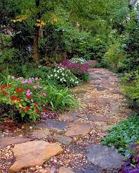 best 25 stone paths ideas on pinterest stone path pebble