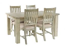 siena driftwood reclaimed pine 140 dining table set dining table
