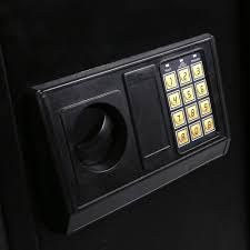 storage cabinet with electronic lock 5 rifle eletronic lock steel lockbox firearm cabinet safe gun