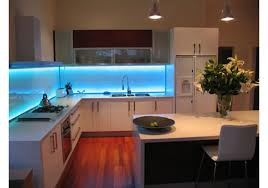 Funky Kitchen Lighting by Funky If Just A Small Area Of Glass Splashback Behind The Sink