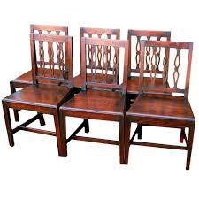 Oak Dining Chairs Oak Dining Room Table With 6 Chairs For Sale In Pittsburgh