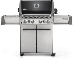 Brinkmann Portable Gas Grill by Napoleon P500rsibpk1 64 Inch Freestanding Gas Grill With Infrared
