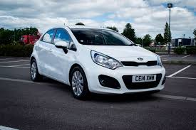 wessex garages newport used kia rio 1 4l 2 isg petrol manual
