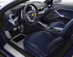 Ferrari F12 Interior - ferrari reveals special editions for 70th anniversary