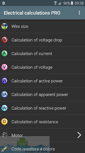 power pro apk free electrical calculations pro apk free