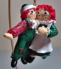 raggedy and andy assorted rag doll world glass