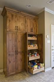 wood pantry cabinet foter