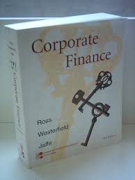 corporate finance by ross westerfield abebooks