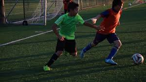 little boys playing soccer outdoor stock video footage videoblocks