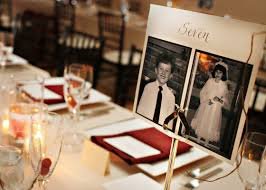 table numbers with pictures five great purposes for table numbers rosa s catering blog