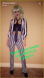 beetlejuice costume justice wins with beetlejuice costume