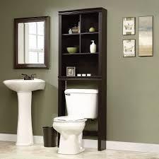 Bathroom Sink Toilet Cabinets Bathroom Shelves Over Toilet Realie Org
