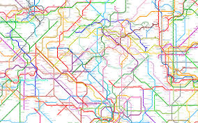 Dallas Metro Map by World Metro Map Travel Leisure