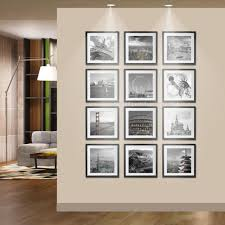 Picture Frame On Wall by Compare Prices On Wall Gallery Frame Set Online Shopping Buy Low