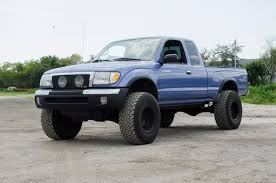 toyota trd package tacoma offroad package 1999 toyota tacoma trd 4x4 lifted lifted trucks