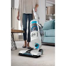 how to vacuum carpet hoover react bagless upright vacuum