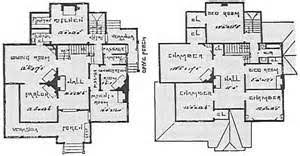 old historic home floor plans historic house plans home design hw