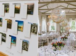 decorations at morden hall wedding venue in london claire and