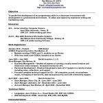 examples of resumes 89 fascinating work resume format job